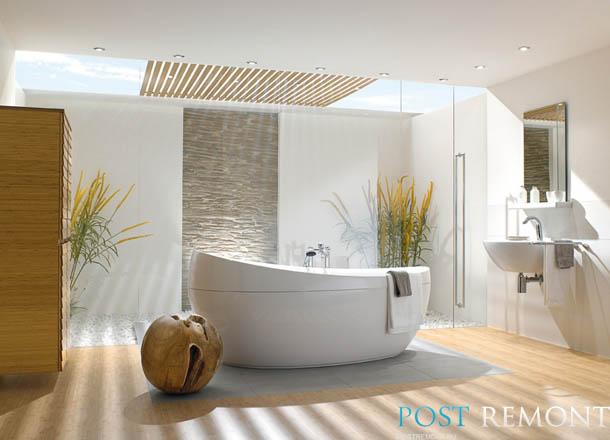 как декорировать ванную