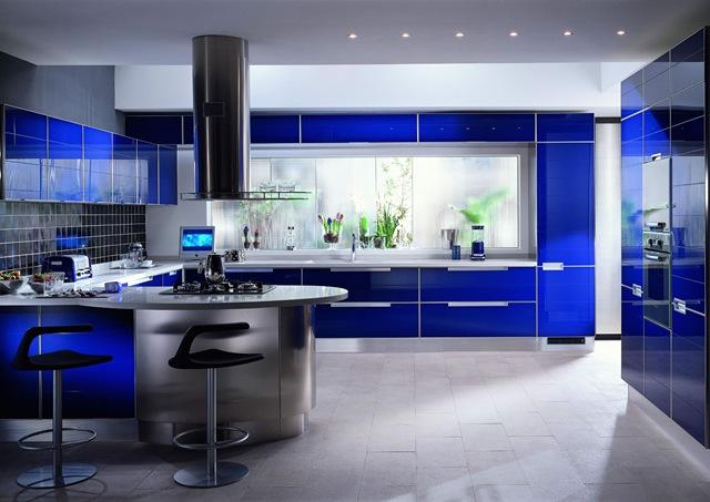 Дизайн европейские кухни
