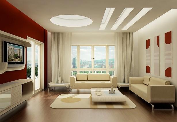 Postremont for Hi tech living room designs