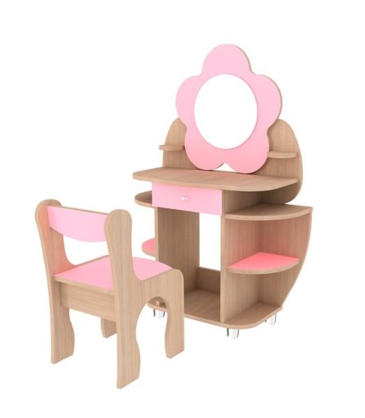 Декор зеркала для детской комнаты своими руками