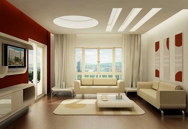 окна в стиле хай-тек