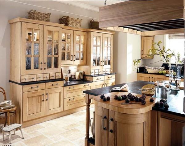 Мебель в винтажном стиле для кухни
