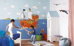 Как выбрать обои в детскую комнату
