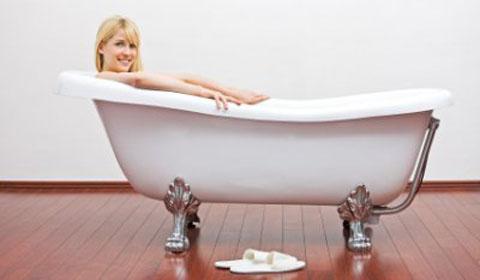 Как выбрать акриловую ванну? Выбираем акриловую ванну