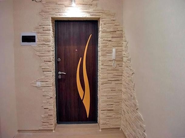 Устройство дверных откосов