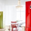 Как выбрать цвет холодильника для кухни