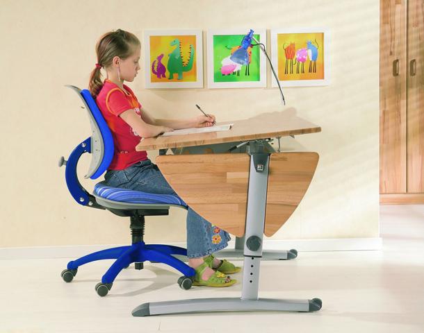 как выбрать стол для школьника