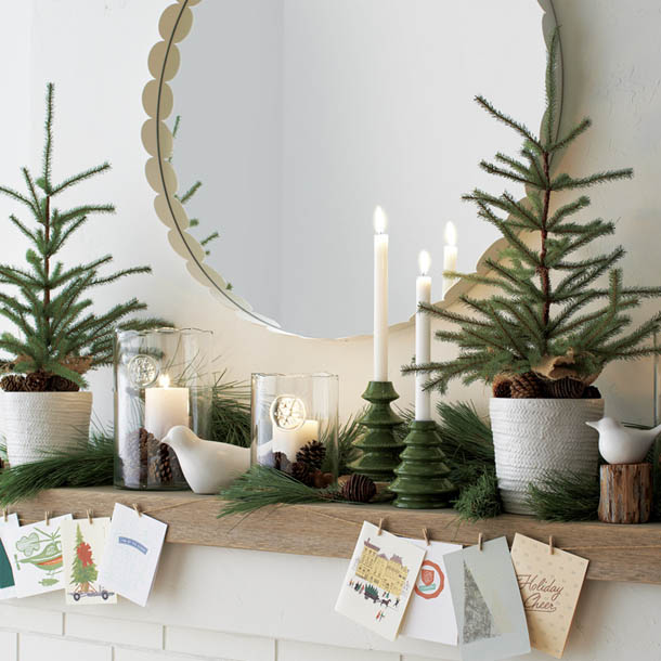 Как украсить помещение к новому году