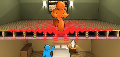 Как сделать шумоизоляцию потолка своими руками?