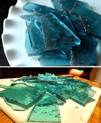 Ледяные украшения для улицы
