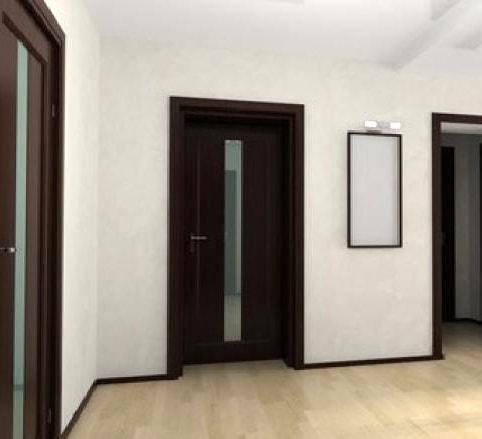 цвет дверей